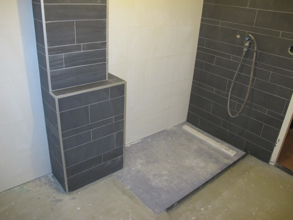 Badkamer/toilet project